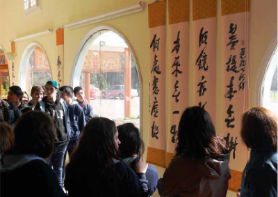 Idioma chino mandarín nivel Básico
