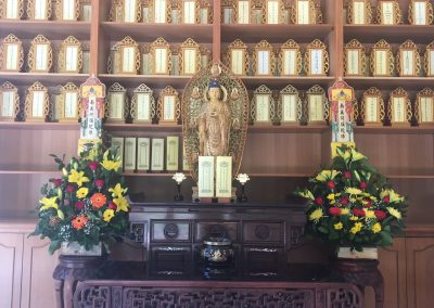 Ceremonia de Antepasados