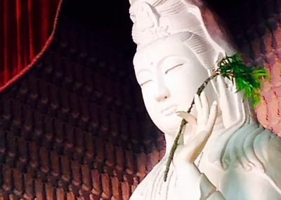 Ceremonia de Ofrenda de Luz  (Kuan Yin)