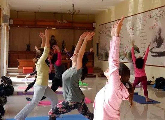 Taller de Hatha Yoga